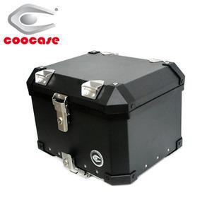쿠케이스 쿠케이스 알루미늄 탑케이스 X1-Alu 탑 케이스 블랙 40L