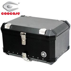 쿠케이스 쿠케이스 알루미늄 탑케이스 X3-Alu 탑 케이스 블랙 60L