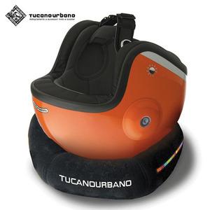 투카노 어바노 투카노 아톨로 네오프렌 오토바이 헬멧 받침대
