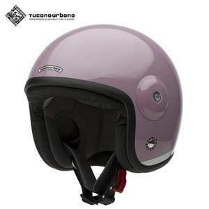 투카노 어바노 투카노 오토바이 헬멧 파스텔 핑크