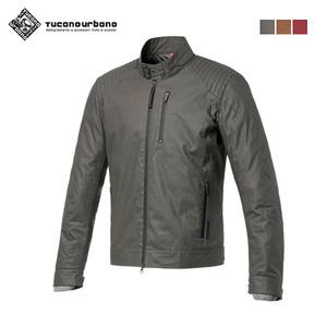 투카노 어바노 투카노 클래식바이커스타일 오토바이 숏 자켓 3칼라